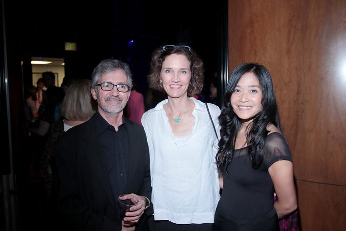Barrett Sills, Molly Hammond, Maria Lin