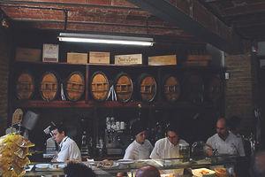 Resturant in Barcelona