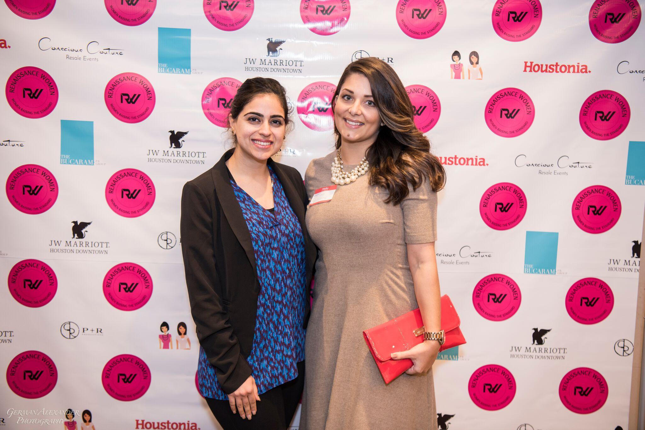 Riya Madhyani and Jillian Williams