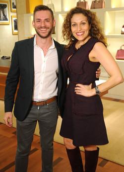 Adam Cook, Carla Munoz