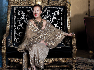 Art & Fashion with Sue Wong