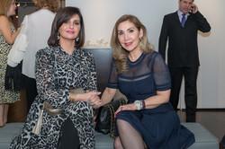 Cynthia Humes, Pilar De La Garza