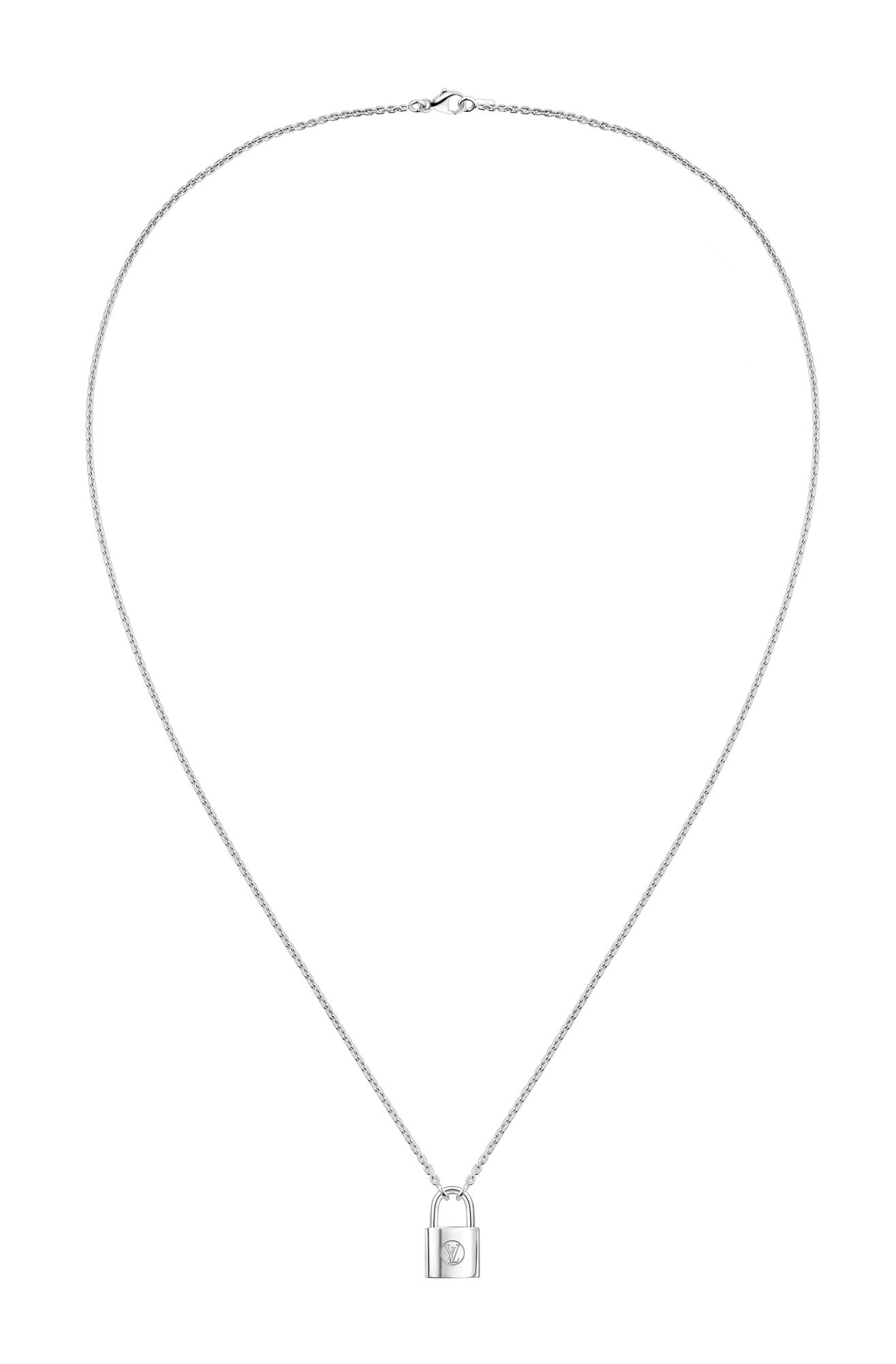 Pendentif Silver Lockit