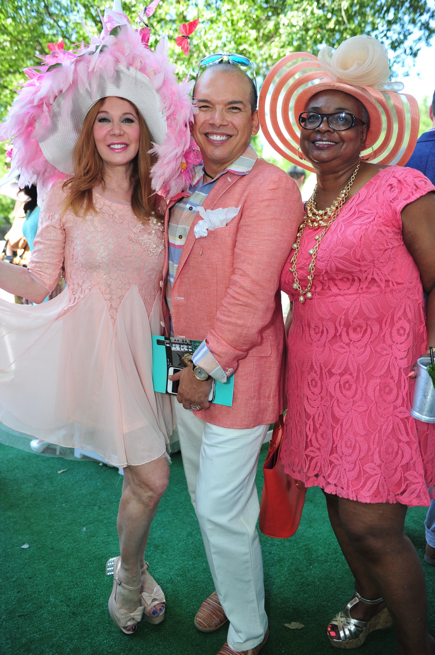 Cindi Rose, Alex Martinez, Marva Skinner