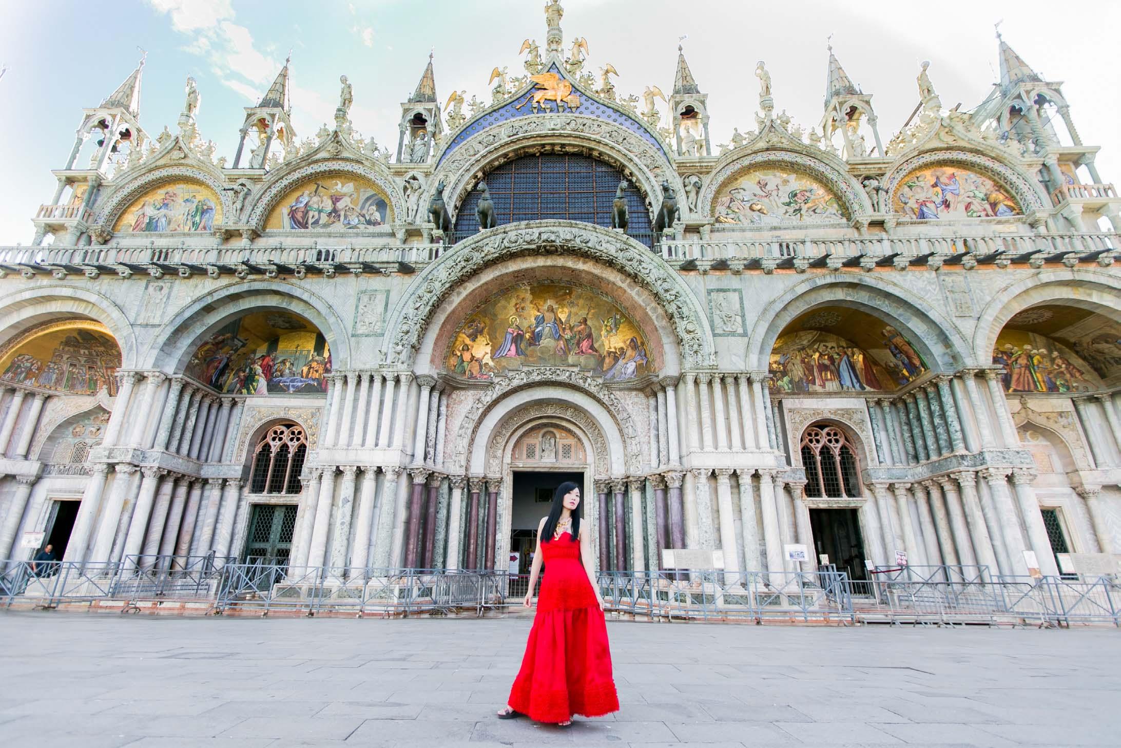 Basilica de San Marco (Saint Mark's Basilica)
