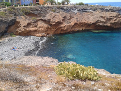 Playa de Las Salinas Beach