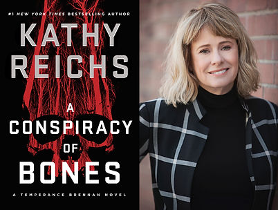 Conspiracy of Bones by Kathy Reichs with
