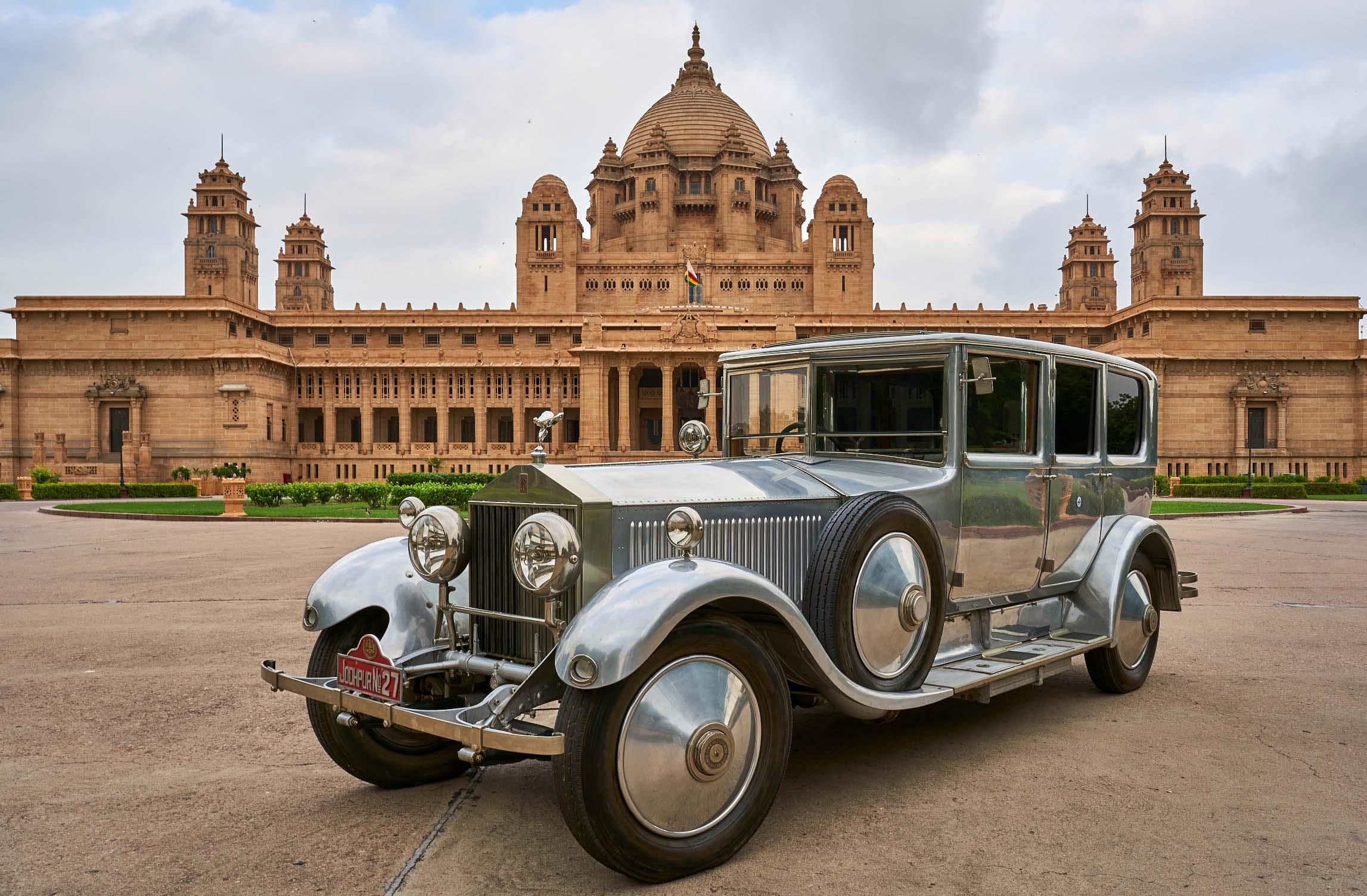 1927 Rolls-Royce Phantom II,