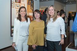 Johanna Donson, Helena Parra, Lilia Salazar