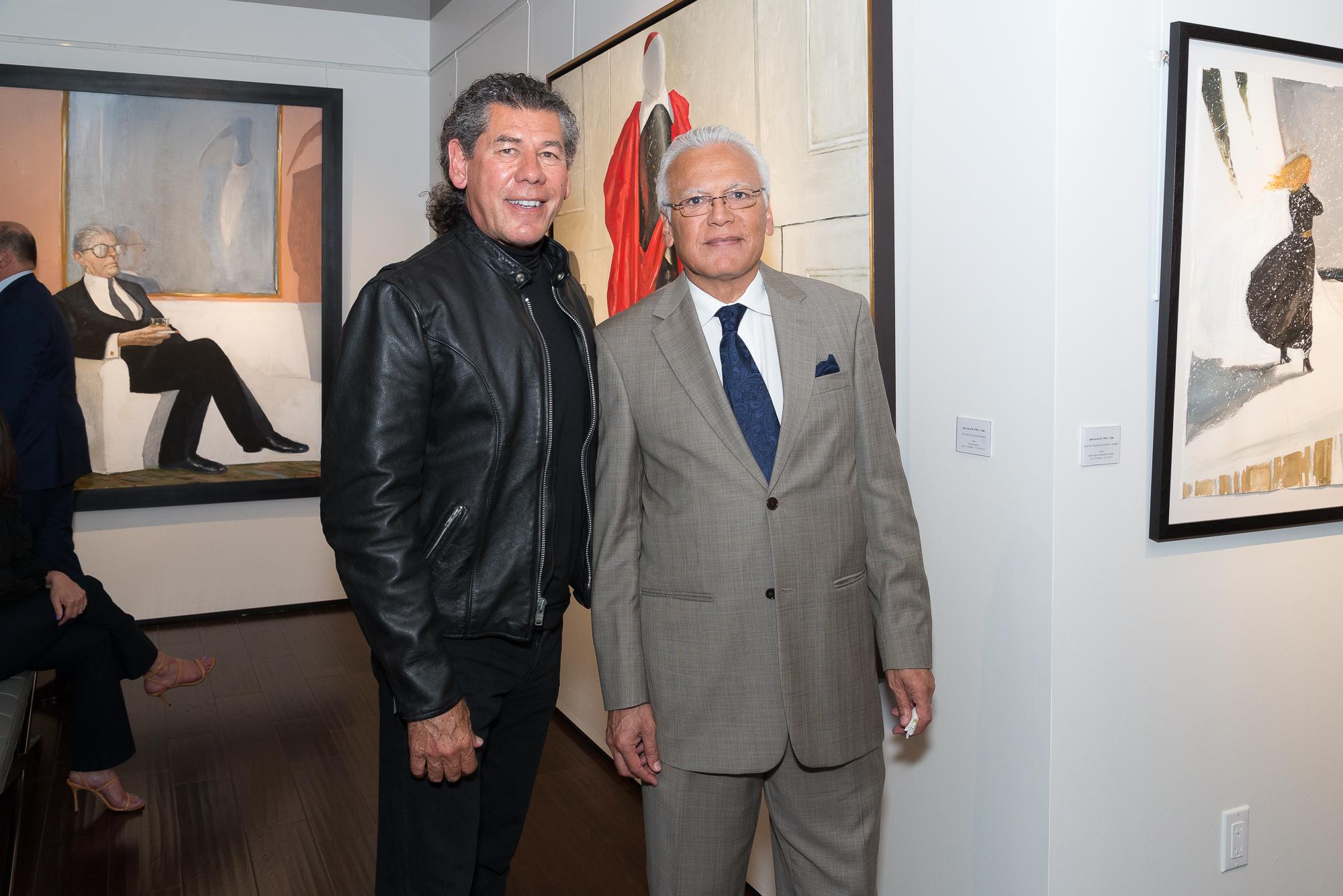 Armando Palacios, Fernando Castro
