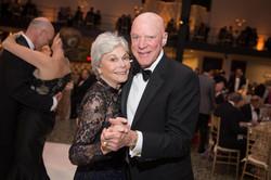 Janice and Bob McNair; Photo by Wilson Parish