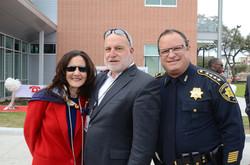 Ellen Cokinos, Alan Bernstein, Constable Alan Rosen
