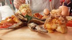 Seafood Sharing Platter #2