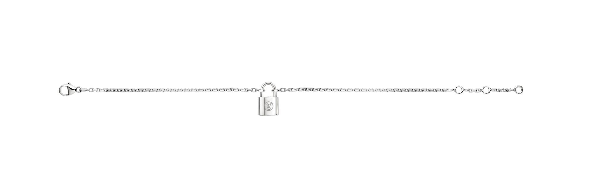 Silver Lockit bracelet