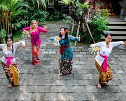 Dancing at Dwaraka The Royal Villas