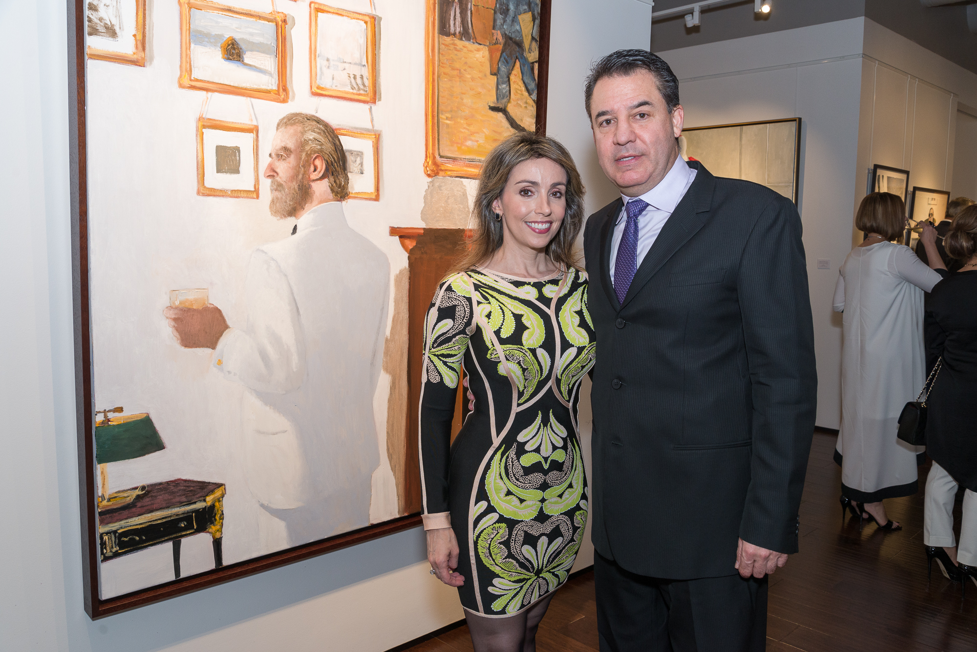Liliana Molina, Mauricio Vallejo
