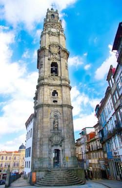 Clérigos tower