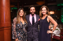 Katherine Ross, Sam Governale and Tina Governale