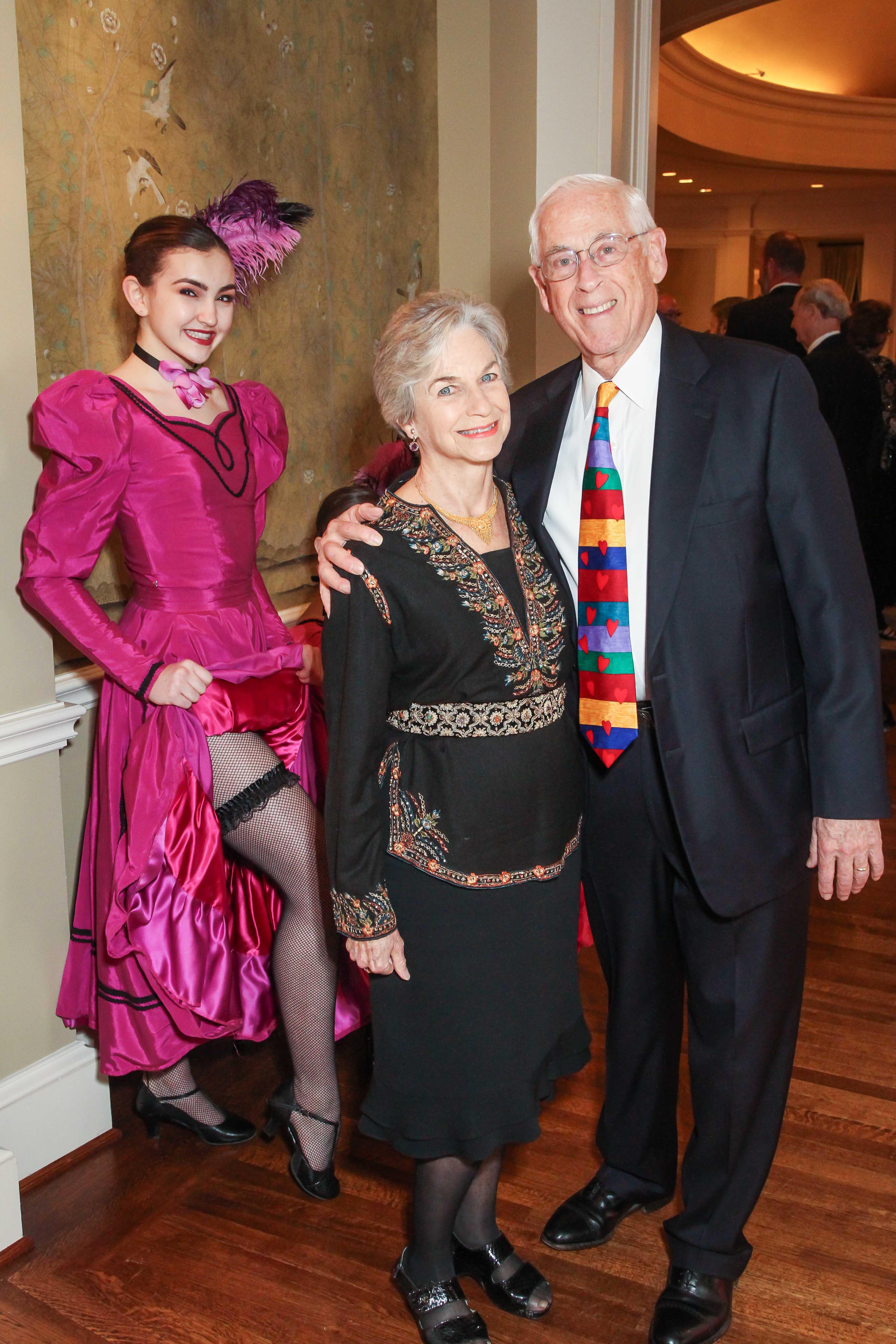 Anne and John Mendelsohn