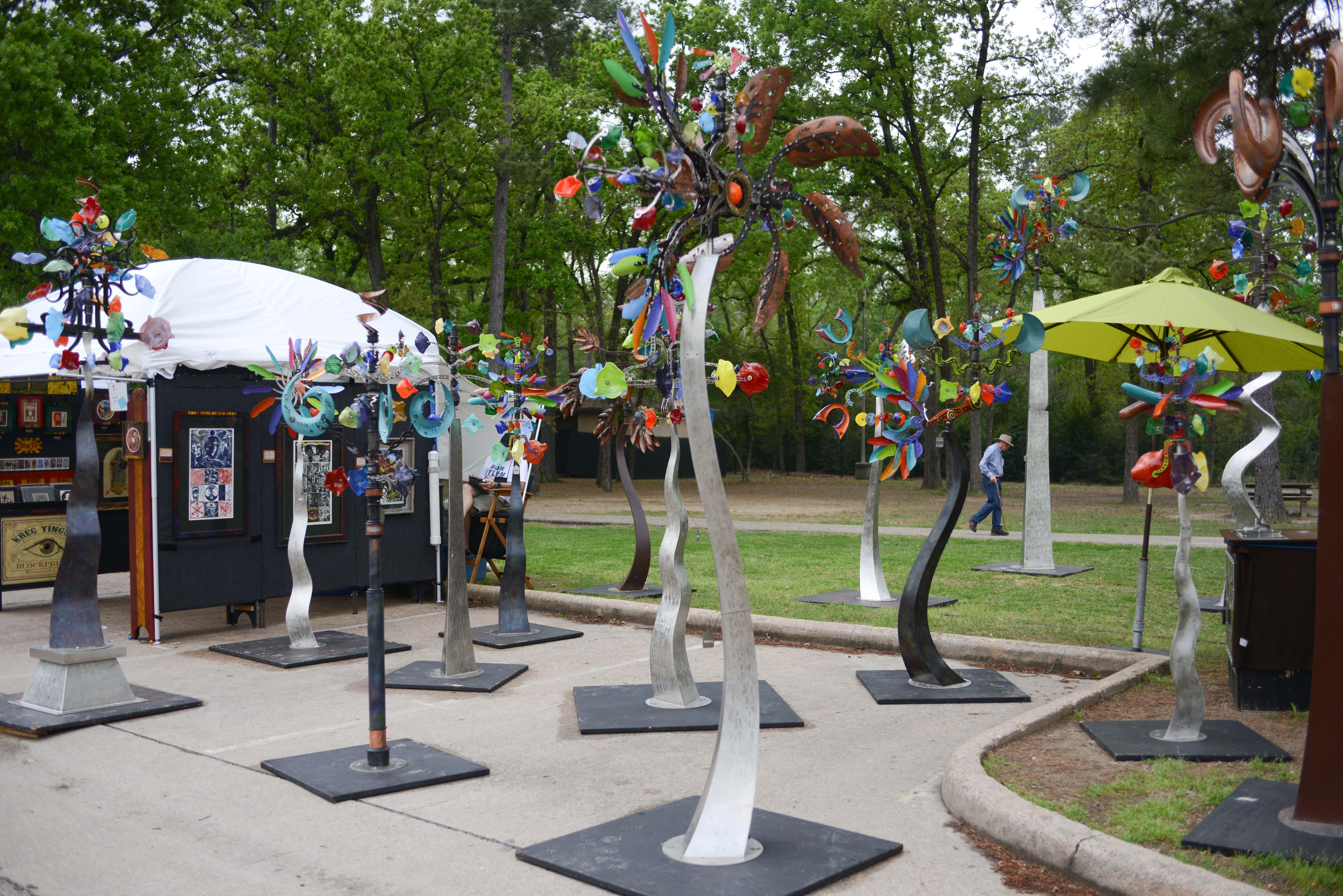 Metallic Sculptures-MP
