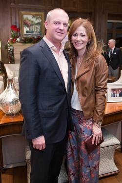 Brad and Jill Deutser