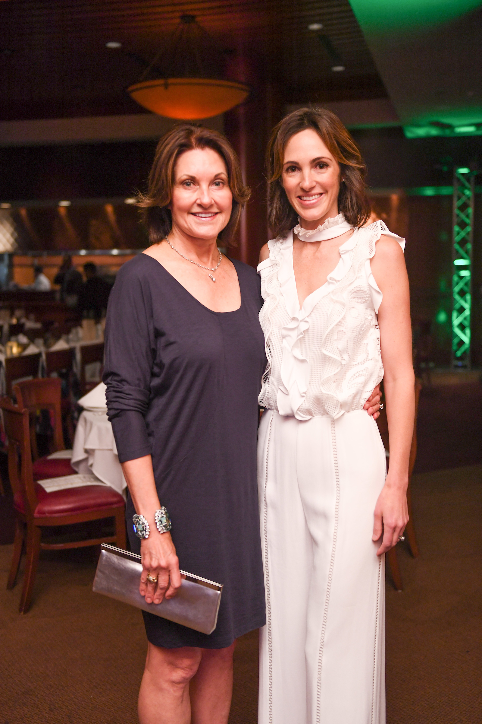 Margaret Morris and Lindsay Mousoudakis, Owner of Muse