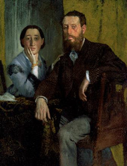 Edmondo and Thérèse Morbilli