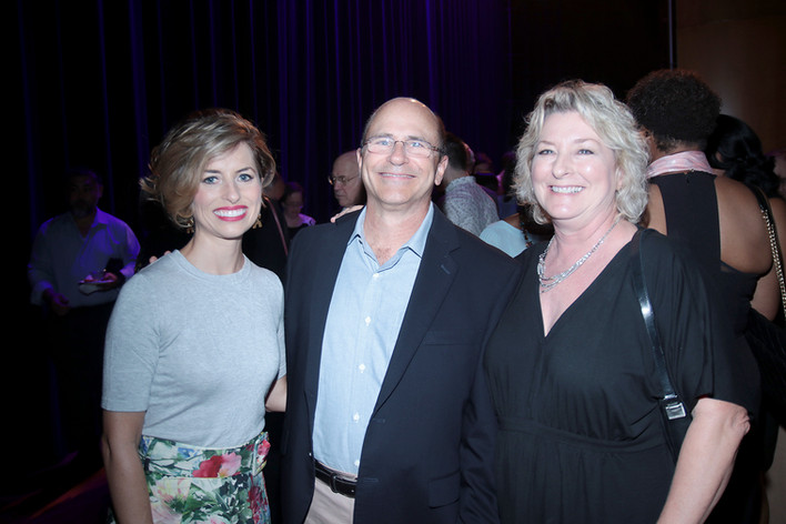 Carly, David and Marcia Fox
