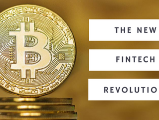 The New Fintech Revolution: ICOs, Blockchain, Cryptocurrency And The Alternate Commercial Market