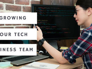 Planning To Grow Your Tech Business Team? Here's What To Look For When Interviewing