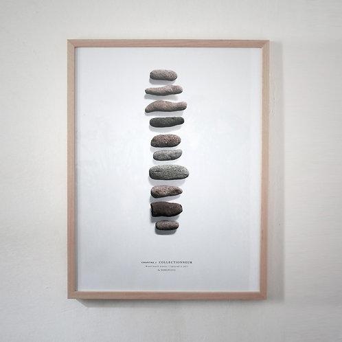 Chapitre1_ Collectionneur / Mixed beach stones