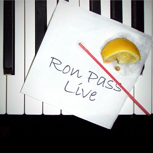 "Album ""Ron Pass Live"" - Digital Download"