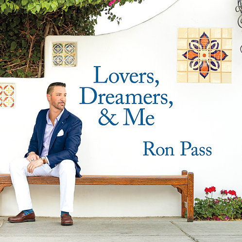 "Album - ""Lovers, Dreamers & Me"" - CD"