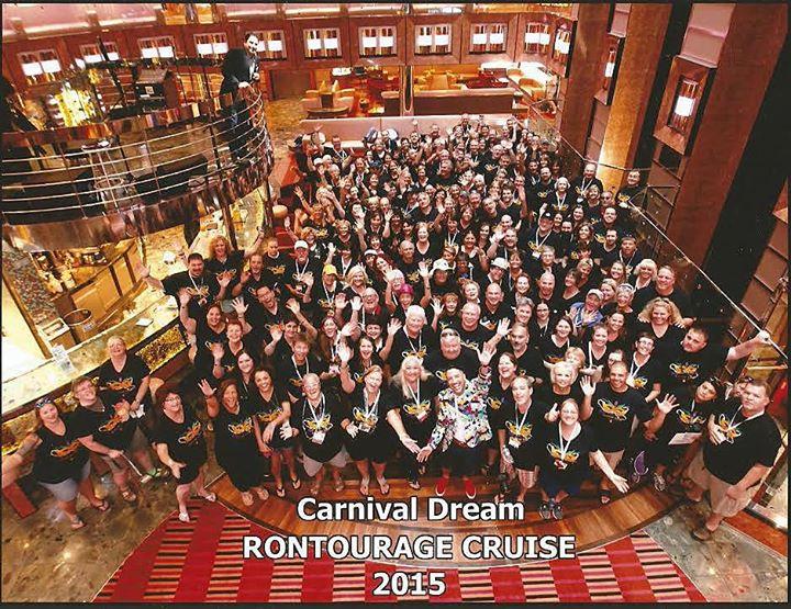 Rontourage cruise 2015
