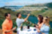 Wine tasting Postcard Invite Cover 4x6 b