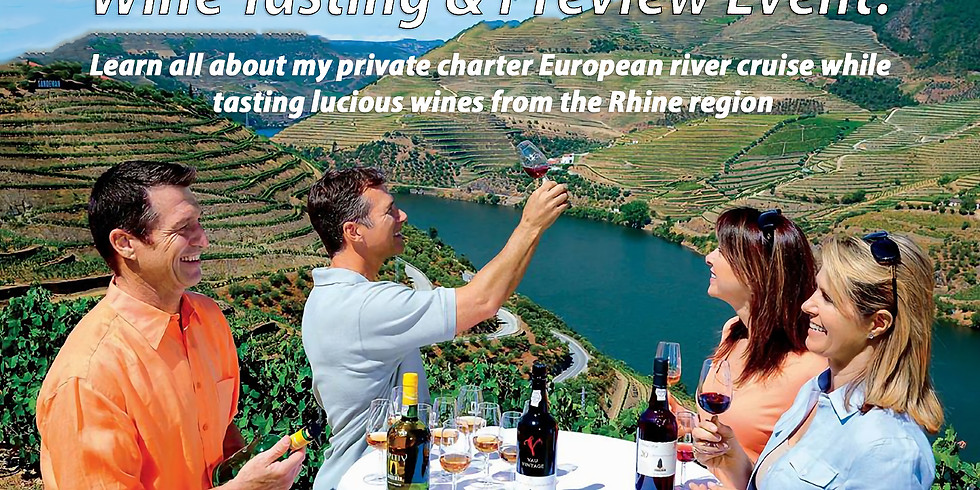 Wine Tasting & Cruise Preview