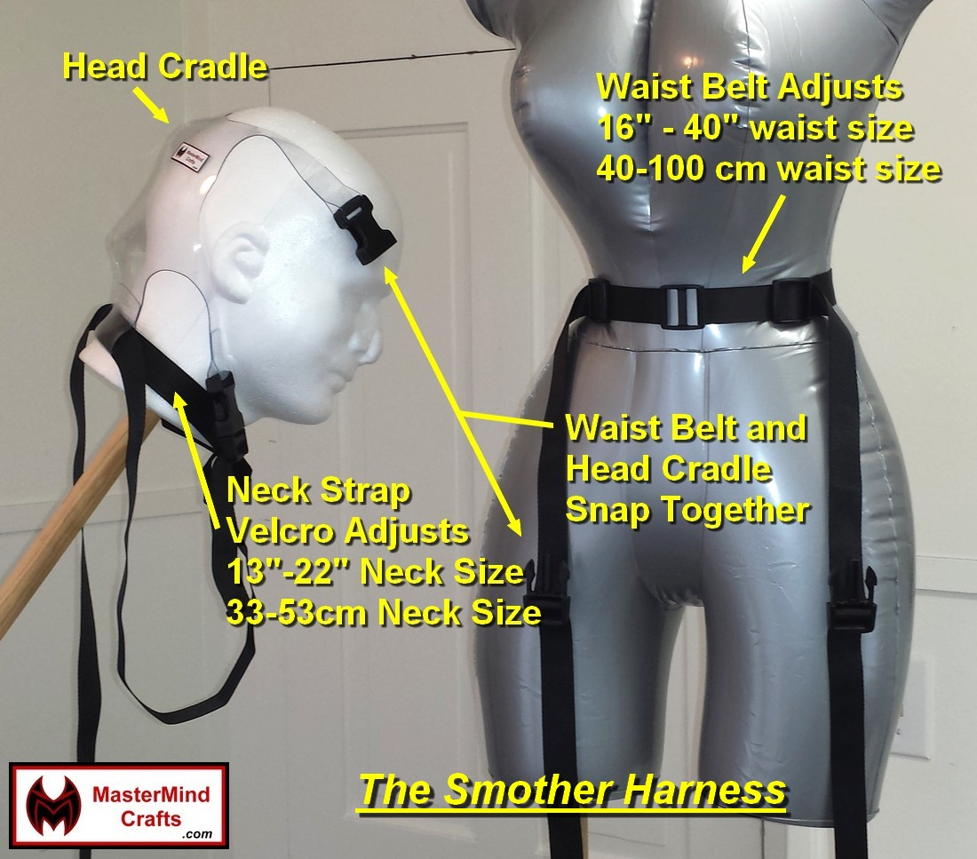 Smother Harness Features 1