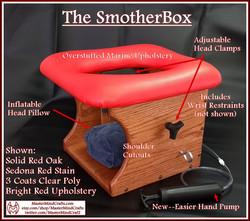 SmotherBox Red sedona 1