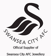 Official supplier of Swansea City AFC jewellery