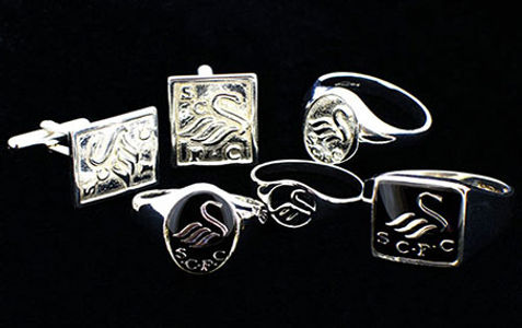 Swansea City AFC jewellery