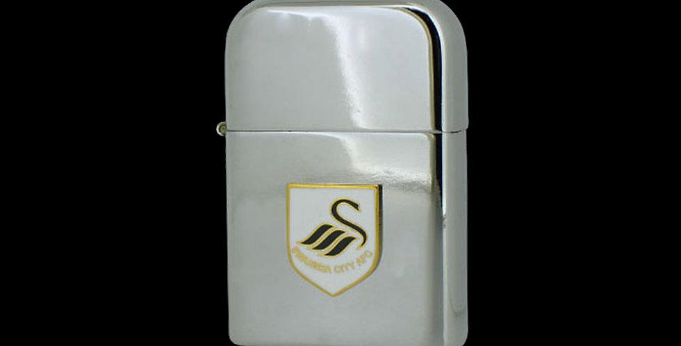 Swansea City AFC Windproof Zippo Type Lighter