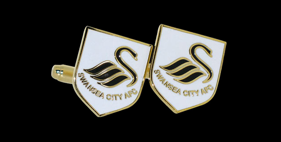 Swansea City AFC Dress Costume Cufflinks