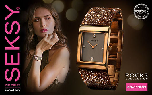 Sekonda Seksy watches for women