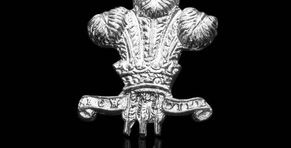 Welsh Design Welsh Feathers Brooch Stirling Silver LBRO070895