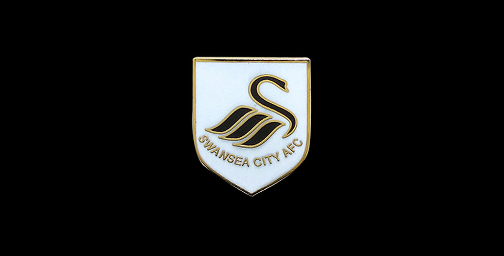 Swansea City AFC Enamel Tie Pin / Pin Badge