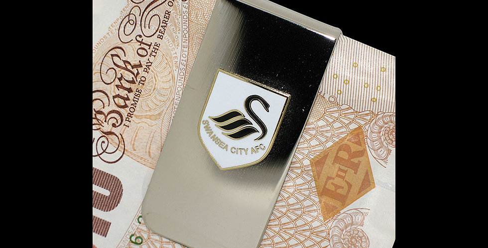 Swansea City AFC New Money Clip Slide