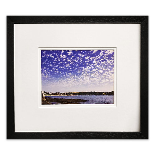 St. Mawes Harbour, Framed Limited Edition Giclée Print