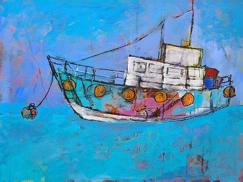 Dreamscape Boat