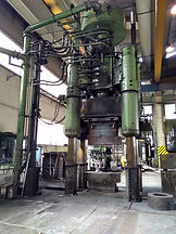 Cogent Steel press