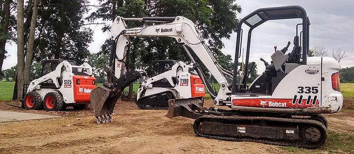 Alexandria Equipment Rental Bobcat Becker Excavator Skid-Steer Equipment Rental Alexandria MN Bobcat Rental Alexandria MN